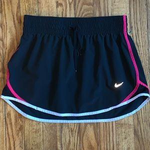 Nike dri-fit skirt
